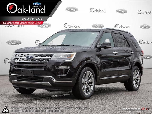 2019 Ford Explorer Limited (Stk: 9T226) in Oakville - Image 1 of 26