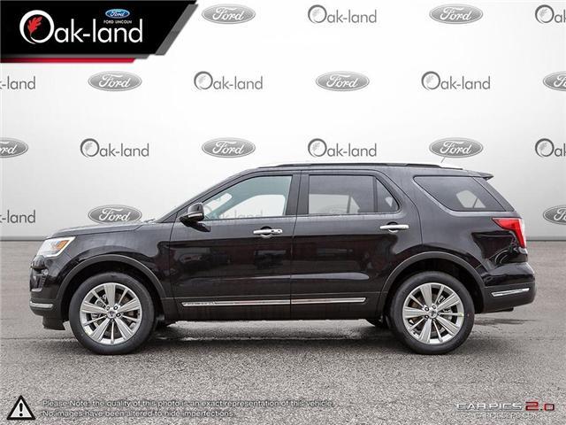 2019 Ford Explorer Limited (Stk: 9T226) in Oakville - Image 2 of 26