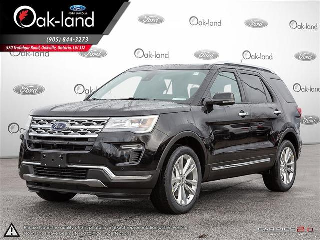 2019 Ford Explorer Limited (Stk: 9T225) in Oakville - Image 1 of 25