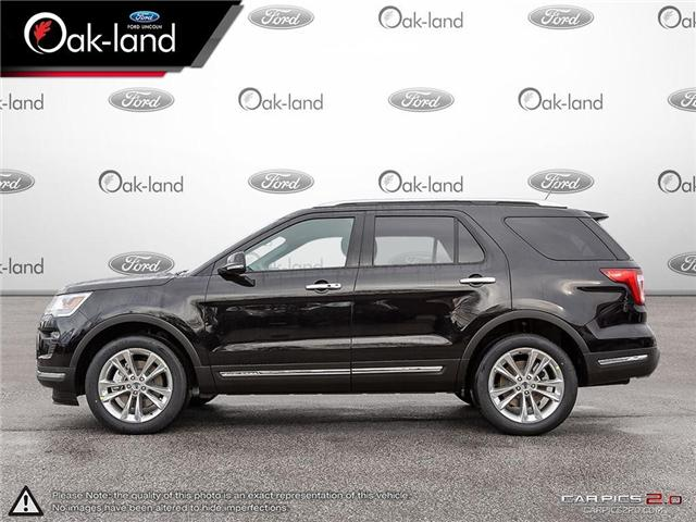 2019 Ford Explorer Limited (Stk: 9T225) in Oakville - Image 2 of 25