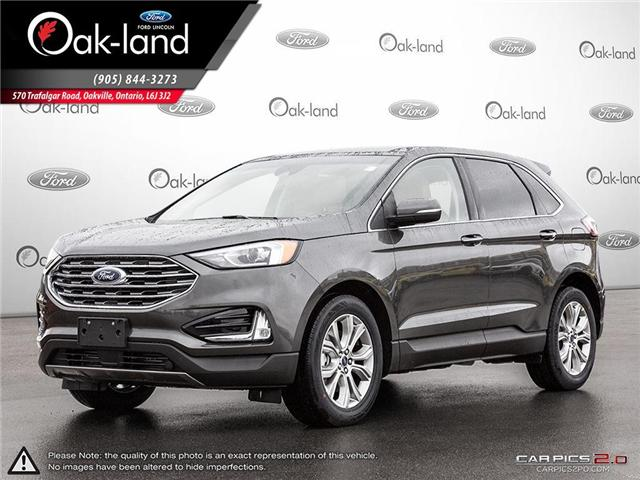 2019 Ford Edge Titanium (Stk: 9D015) in Oakville - Image 1 of 27