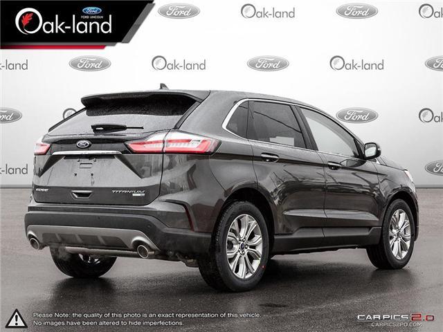 2019 Ford Edge Titanium (Stk: 9D015) in Oakville - Image 5 of 27