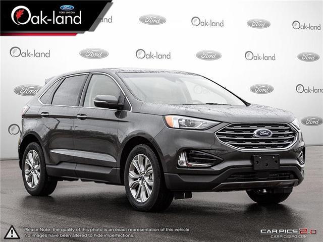 2019 Ford Edge Titanium (Stk: 9D015) in Oakville - Image 7 of 27