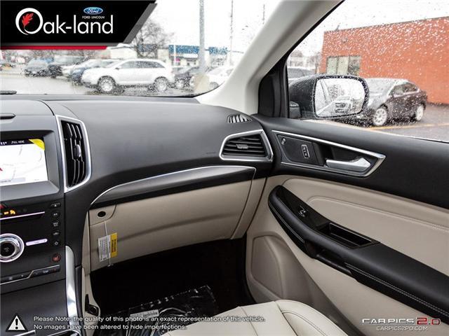 2019 Ford Edge Titanium (Stk: 9D015) in Oakville - Image 11 of 27