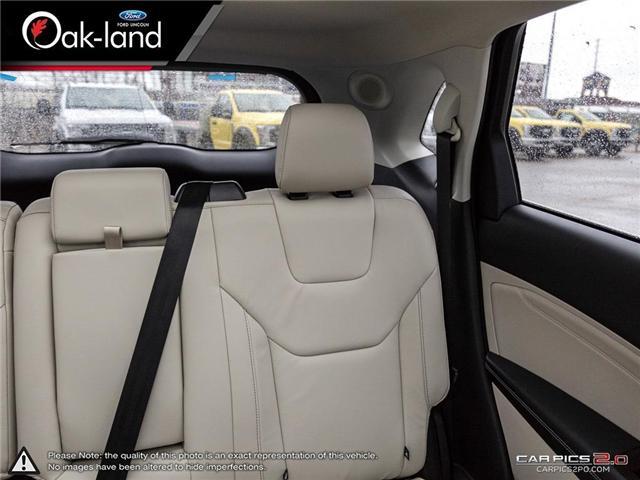 2019 Ford Edge Titanium (Stk: 9D015) in Oakville - Image 12 of 27