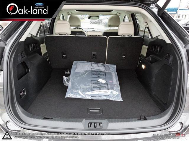 2019 Ford Edge Titanium (Stk: 9D015) in Oakville - Image 21 of 27