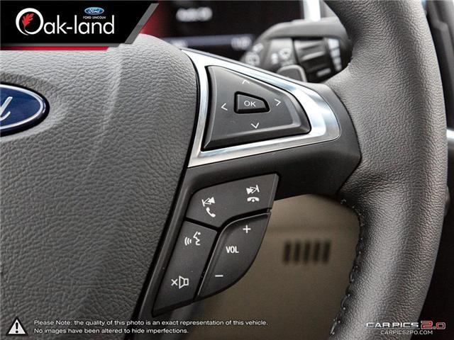 2019 Ford Edge Titanium (Stk: 9D015) in Oakville - Image 22 of 27