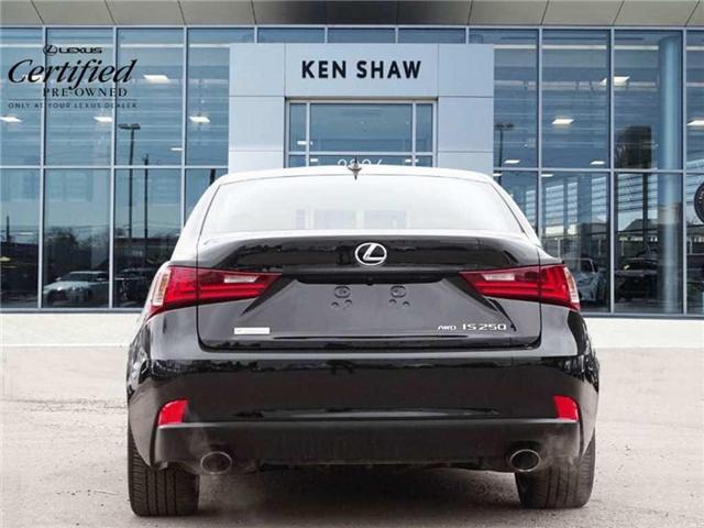 2015 Lexus IS 250 Base (Stk: 15818A) in Toronto - Image 6 of 20