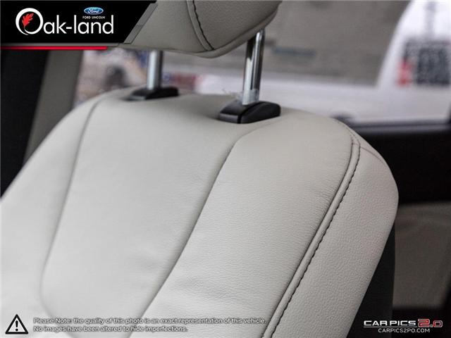 2019 Ford Edge Titanium (Stk: 9D015) in Oakville - Image 25 of 27