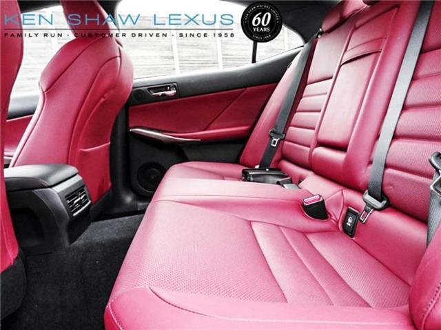 2015 Lexus IS 250 Base (Stk: 15818A) in Toronto - Image 11 of 20