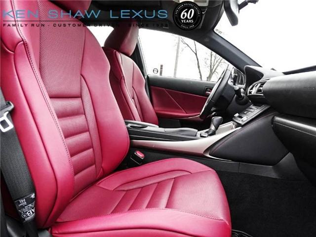 2015 Lexus IS 250 Base (Stk: 15818A) in Toronto - Image 12 of 20