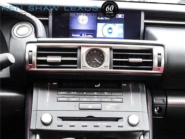 2015 Lexus IS 250 Base (Stk: 15818A) in Toronto - Image 15 of 20