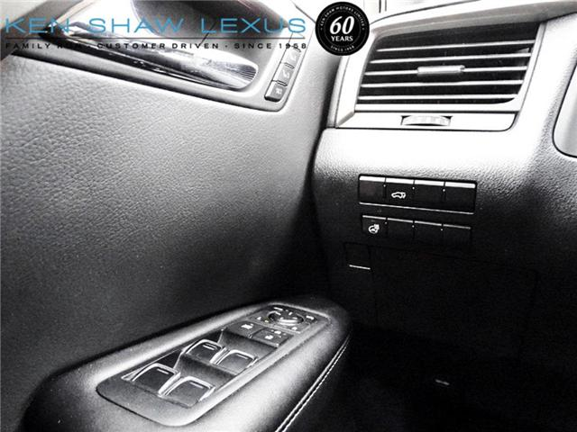 2016 Lexus RX 350 Base (Stk: 15823A) in Toronto - Image 20 of 23