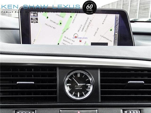 2016 Lexus RX 350 Base (Stk: 15823A) in Toronto - Image 21 of 23