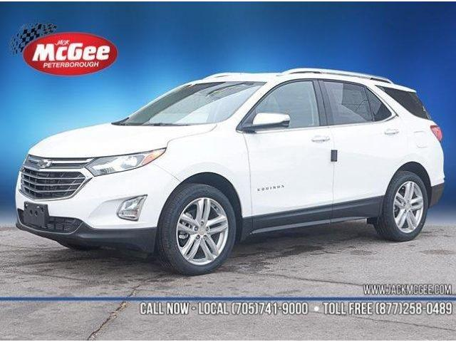 2019 Chevrolet Equinox Premier (Stk: 19282) in Peterborough - Image 1 of 3