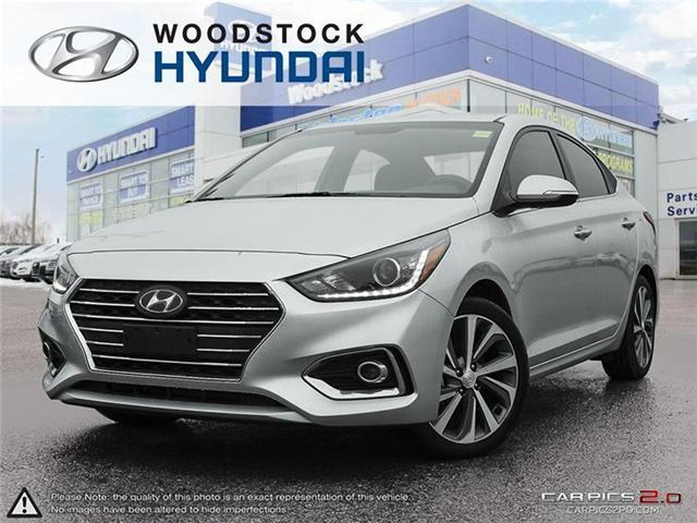 2018 Hyundai Accent GLS (Stk: HD18052) in Woodstock - Image 1 of 22