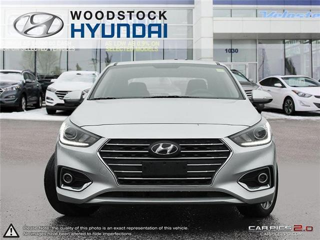 2018 Hyundai Accent GLS (Stk: HD18052) in Woodstock - Image 2 of 22