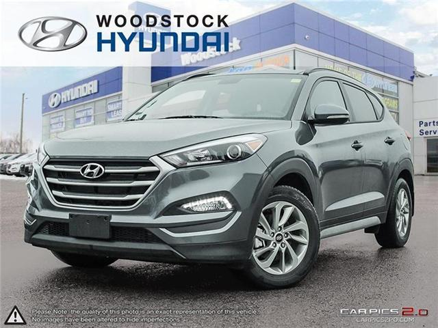 2018 Hyundai Tucson SE 2.0L (Stk: TN18016) in Woodstock - Image 1 of 22