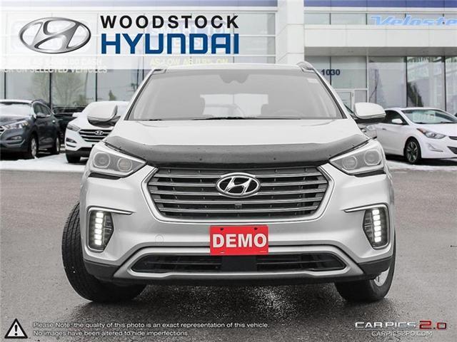 2017 Hyundai Santa Fe XL Ultimate (Stk: HD17064) in Woodstock - Image 2 of 22