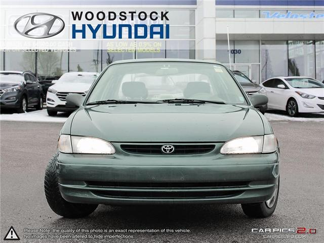 2000 Toyota Corolla  (Stk: KA19013A) in Woodstock - Image 2 of 27