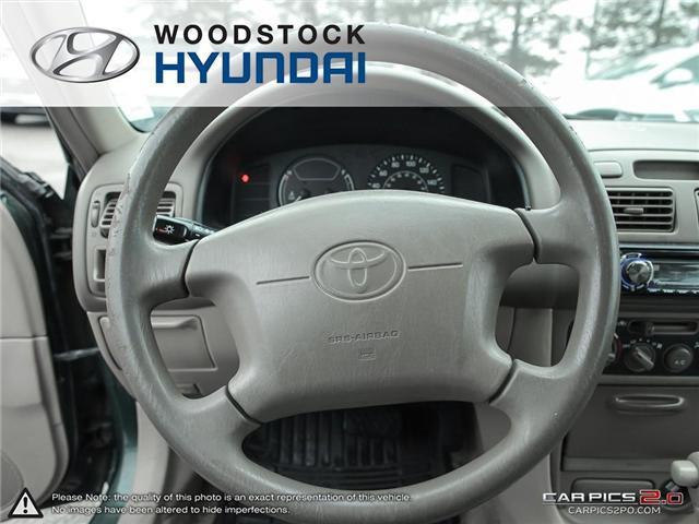 2000 Toyota Corolla  (Stk: KA19013A) in Woodstock - Image 7 of 27