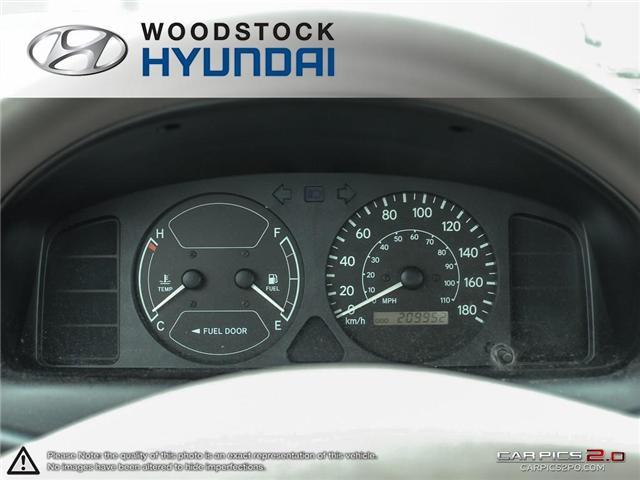 2000 Toyota Corolla  (Stk: KA19013A) in Woodstock - Image 8 of 27