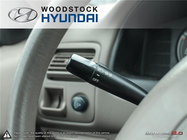 2000 Toyota Corolla  (Stk: KA19013A) in Woodstock - Image 9 of 27