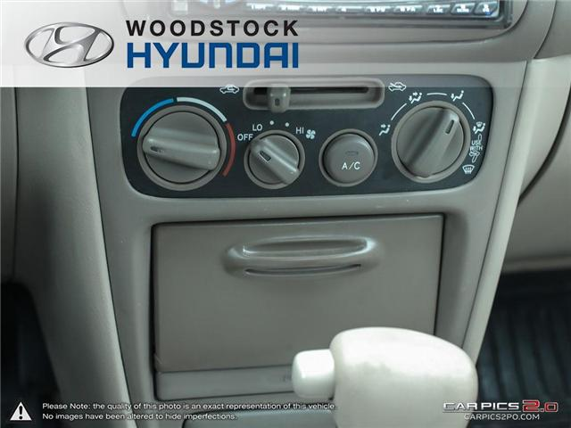 2000 Toyota Corolla  (Stk: KA19013A) in Woodstock - Image 12 of 27