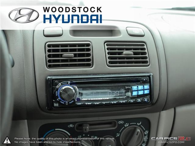2000 Toyota Corolla  (Stk: KA19013A) in Woodstock - Image 13 of 27