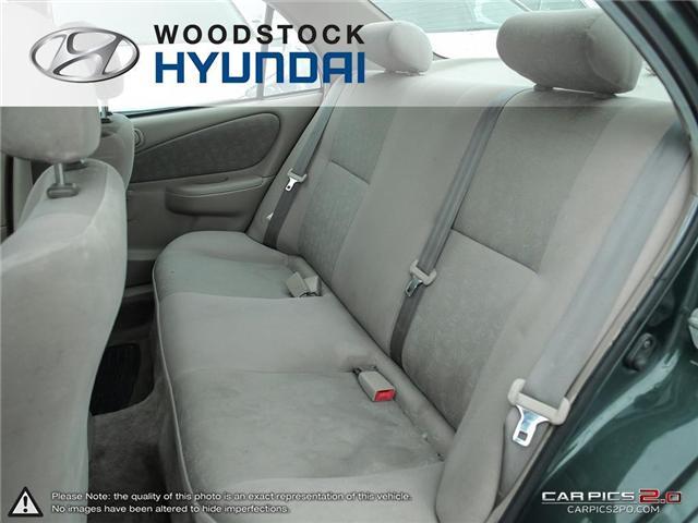 2000 Toyota Corolla  (Stk: KA19013A) in Woodstock - Image 15 of 27