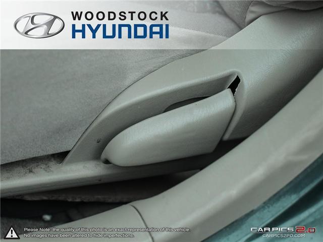 2000 Toyota Corolla  (Stk: KA19013A) in Woodstock - Image 17 of 27