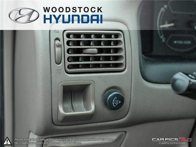 2000 Toyota Corolla  (Stk: KA19013A) in Woodstock - Image 18 of 27
