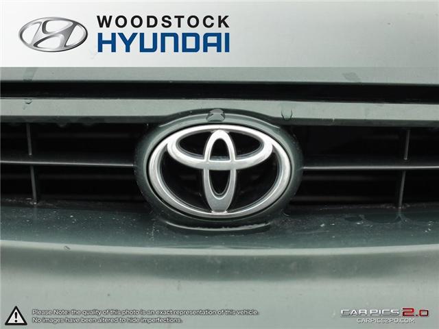 2000 Toyota Corolla  (Stk: KA19013A) in Woodstock - Image 24 of 27