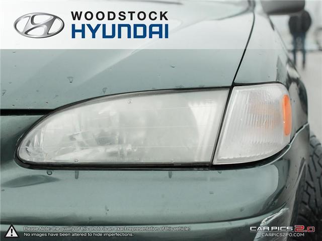 2000 Toyota Corolla  (Stk: KA19013A) in Woodstock - Image 25 of 27