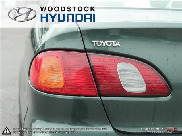 2000 Toyota Corolla  (Stk: KA19013A) in Woodstock - Image 27 of 27