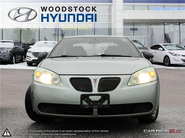 2005 Pontiac G6 Base (Stk: HD18050A) in Woodstock - Image 2 of 27