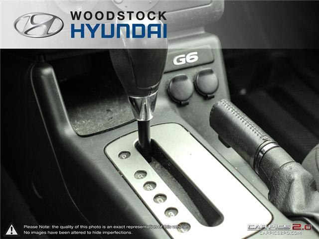 2005 Pontiac G6 Base (Stk: HD18050A) in Woodstock - Image 12 of 27