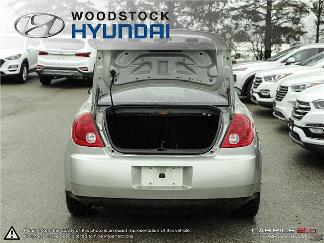 2005 Pontiac G6 Base (Stk: HD18050A) in Woodstock - Image 26 of 27