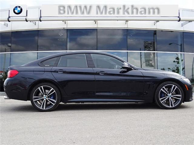 2016 BMW 435i xDrive Gran Coupe (Stk: D11717) in Markham - Image 4 of 20