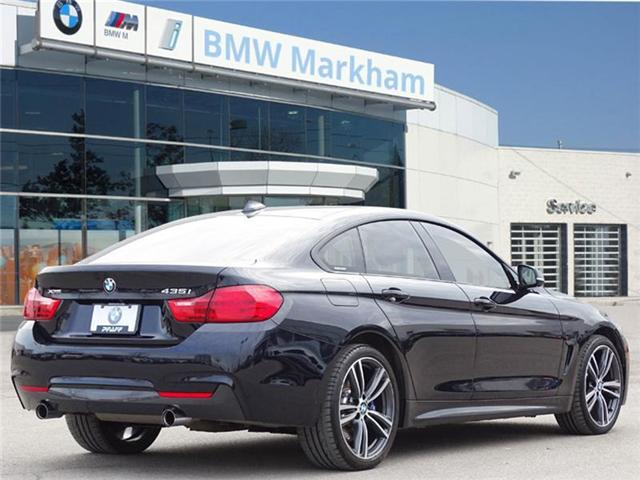 2016 BMW 435i xDrive Gran Coupe (Stk: D11717) in Markham - Image 5 of 20