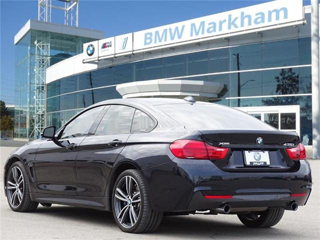 2016 BMW 435i xDrive Gran Coupe (Stk: D11717) in Markham - Image 7 of 20
