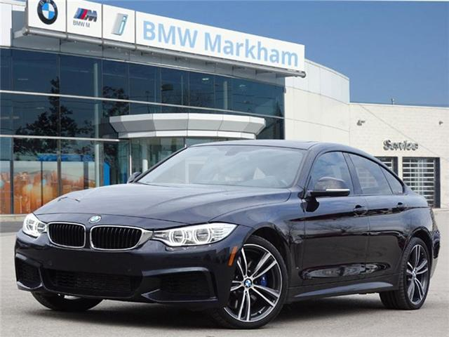 2016 BMW 435i xDrive Gran Coupe (Stk: D11717) in Markham - Image 9 of 20