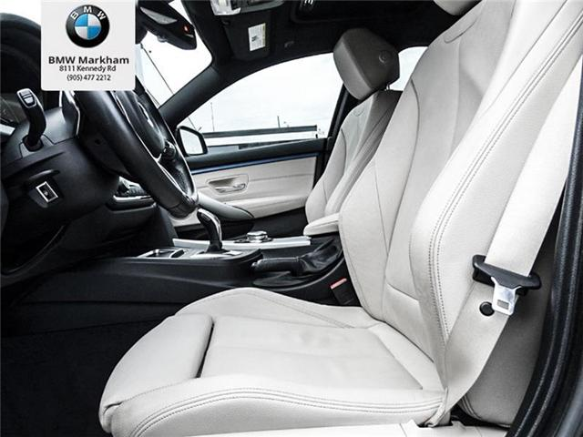 2016 BMW 435i xDrive Gran Coupe (Stk: D11717) in Markham - Image 10 of 20