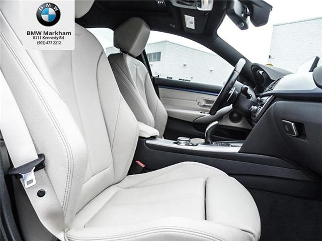 2016 BMW 435i xDrive Gran Coupe (Stk: D11717) in Markham - Image 12 of 20