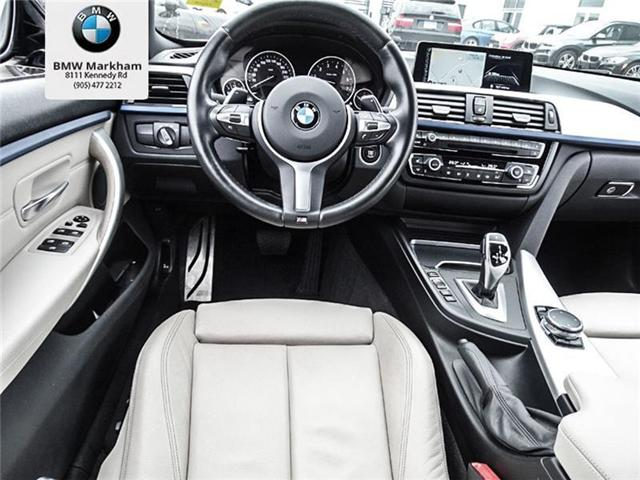 2016 BMW 435i xDrive Gran Coupe (Stk: D11717) in Markham - Image 14 of 20