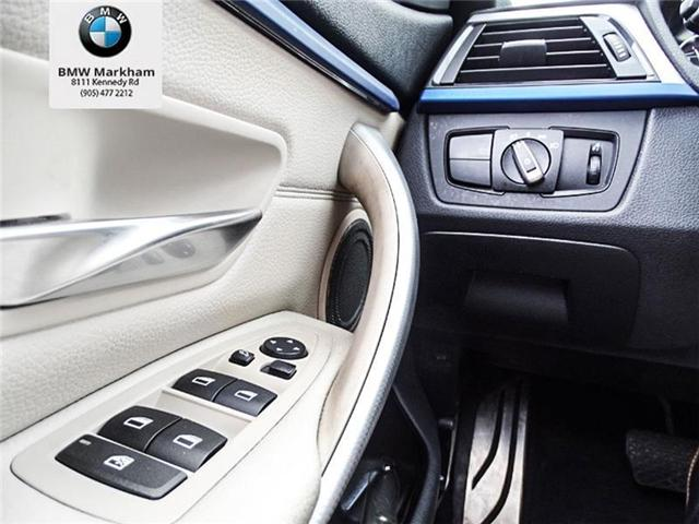 2016 BMW 435i xDrive Gran Coupe (Stk: D11717) in Markham - Image 18 of 20