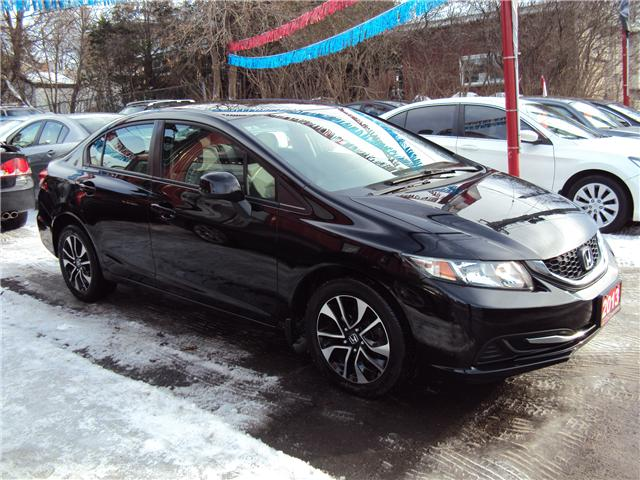 2013 Honda Civic LX (Stk: ) in Ottawa - Image 3 of 20