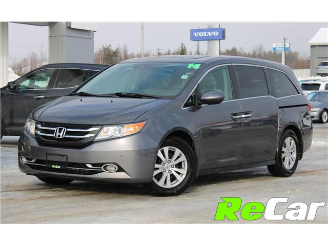2014 Honda Odyssey EX-L (Stk: 181397A) in Fredericton - Image 1 of 9