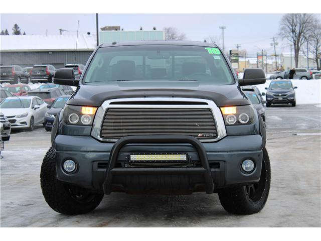 2010 Toyota Tundra SR5 5.7L V8 (Stk: 181395A) in Fredericton - Image 2 of 7