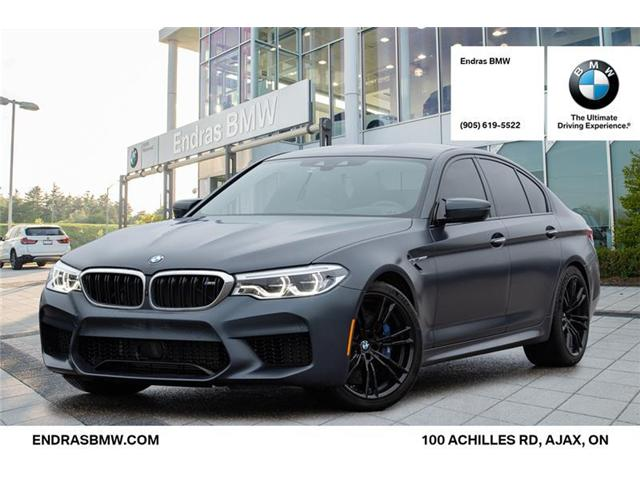2018 BMW M5 Base (Stk: 82952A) in Ajax - Image 1 of 22